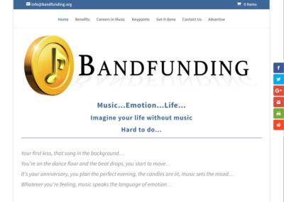 Bandfunding