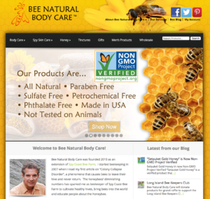 Bee Natural Body Care