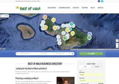 Best of Maui Business Directory