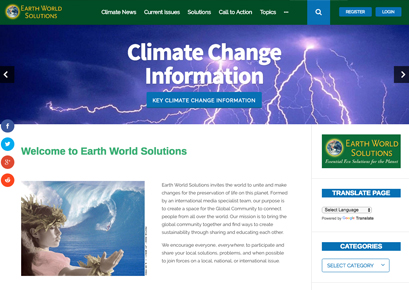 Earth World Solutions