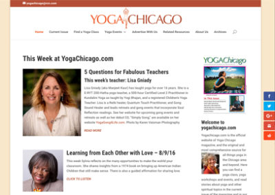 Yoga Chicago