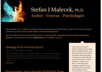 Stefan J Malecek, Ph.D.